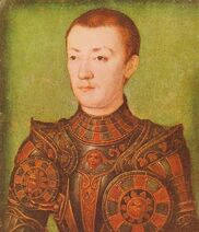 Prince Francis III, Duke of Brittany.