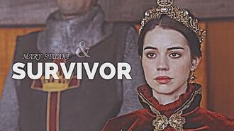 Mary stuart survivor