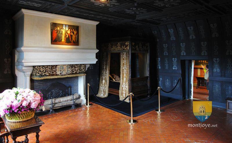 Image - Chateau-chenonceau-interieur-Chambre-Louise-de-Lorraine-25 ...