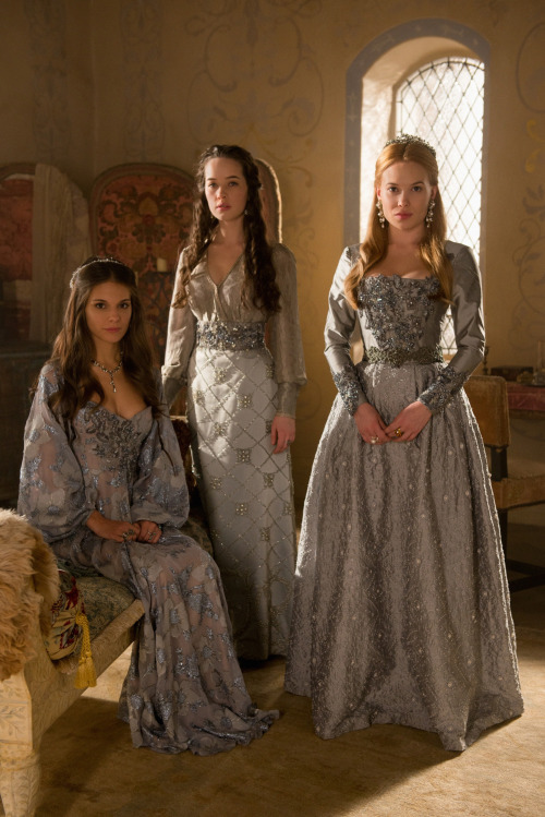Ladies In Waiting Reign Cw Wiki Fandom Powered By Wikia