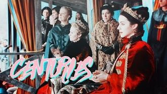 Mary Stuart & Catherine de Medici Centuries