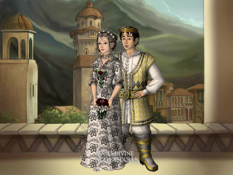 Henry And Catherine Doll Divine Jpg