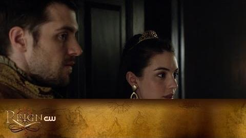 Reign Leap of Faith Scene The CW