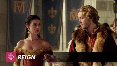 Reign - Costume Design Costuming The Coronation