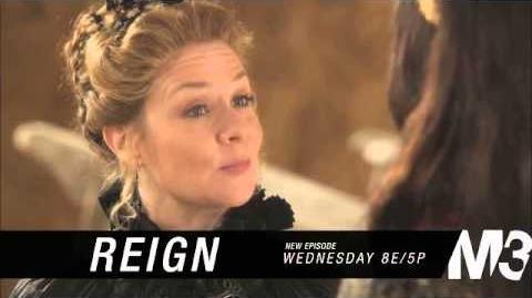 """M3 Reign - """"Inquisition"""" - Ep 01x11 Promo"""