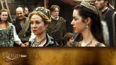 Reign Pulling Strings Trailer The CW