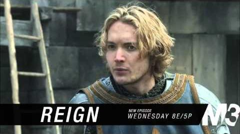 "Reign 1x20 CANADIAN Promo HD) ""Higher Ground"""