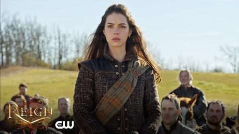 Reign A Bride. A Box. A Body. Trailer The CW