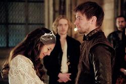 Kenna-sebastian-wedding-reign-the-cw