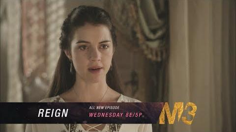 """M3 Reign - """"The Lamb And The Slaughter"""" - Ep 2x04"""