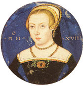 170px-Unknown lady by Levina Teerlinc c1550 Yale University