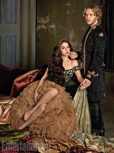 Mary And Francis Reign Cw Wiki Fandom Powered By Wikia