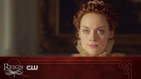 Reign Bruises That Lie Scene The CW