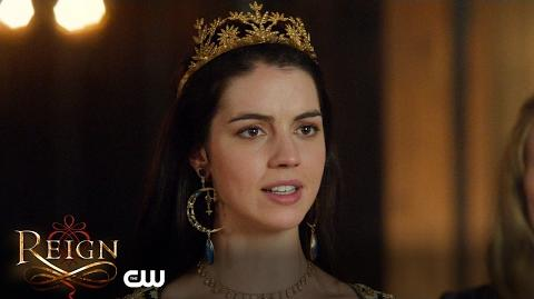 Reign All It Cost Her... Trailer The CW
