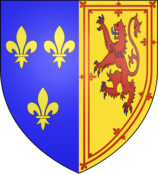 Image Coat Of Arms Of Mary Queen Of Scotlandg Reign Cw Wiki
