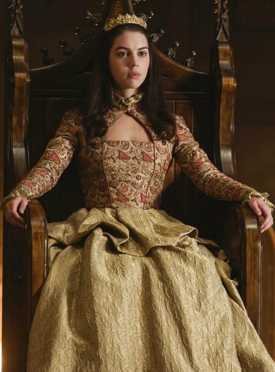 Mary Stuart Reign Cw Wiki Fandom Powered By Wikia