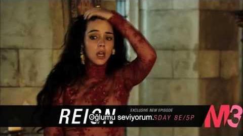 Reign 1X07 - Left Behind Canadian Promo Türkçe Altyazılı