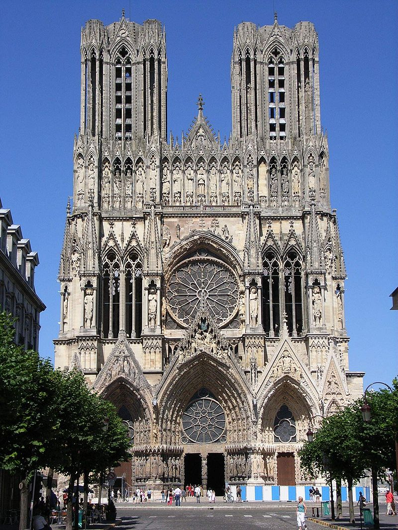 Reims Cathedral | Reign CW Wiki | FANDOM powered by Wikia