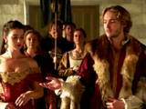 Mary and Francis' Coronation