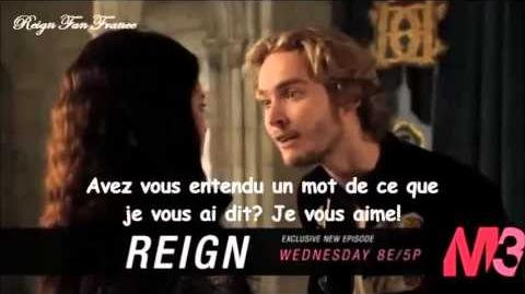 "Reign 1x08 Promo Canadienne VOSTFR ""Fated"""