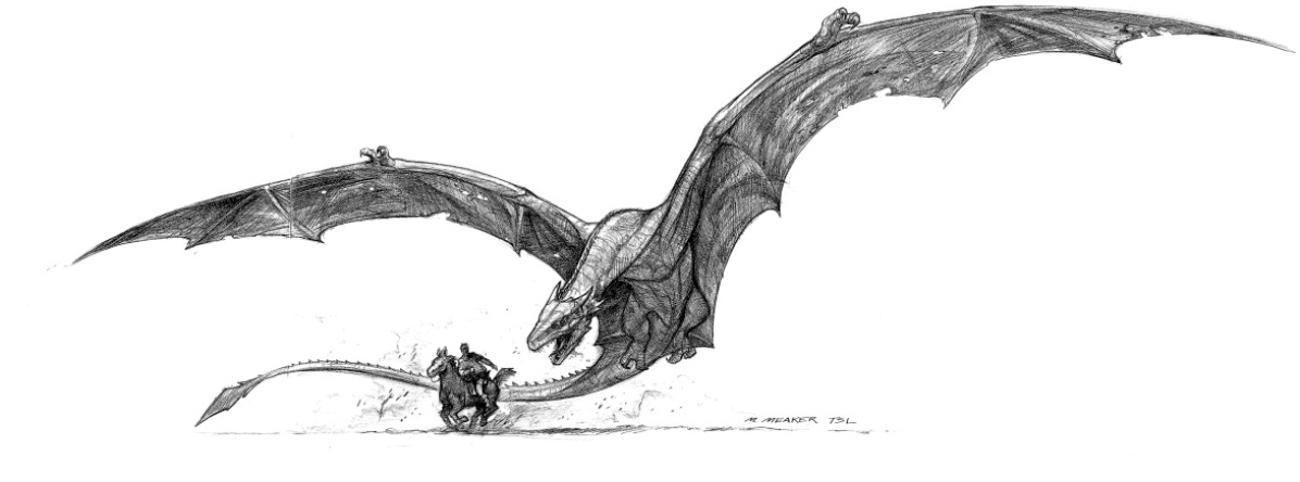 image early concept art by mike meaker jpg reign of fire wiki