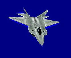 USA F-22A Raptor