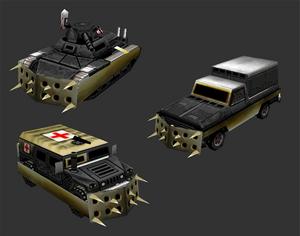 Armour Upgrade