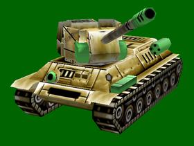 Separatist Boomer Artillery