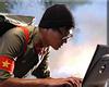 China Combat Hacker Icon