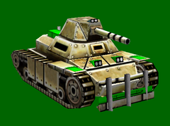 GLA Scorpion Tank