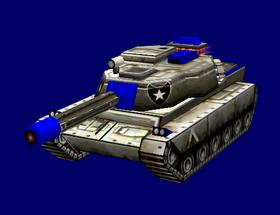 America Laser Crusader