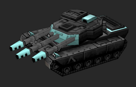 Company Leopard Prototype