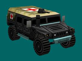 Company Hummer Ambulance