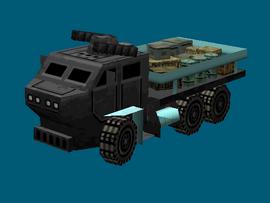 Company Bronco Supply Truck