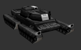 Company Vertigo Stealth Tank
