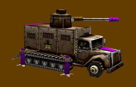 Reich Track Miner