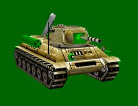 GLRF T-34 Tank