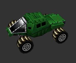 Civilian Ratfink Green