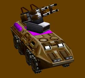 Reich Razor Crawler