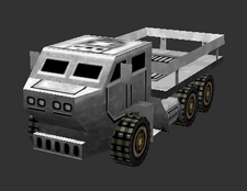 Civilian Bronco Flatbed