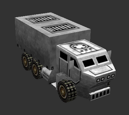 Civilian Bronco Transporter