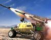 GLA Rocket Buggy Icon