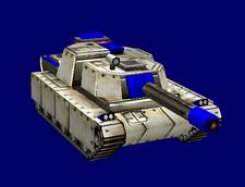 America Laser Crusader Armoured