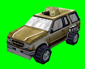 GLRF Ghost SUV