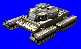 USA Vertigo Stealth Tank