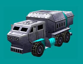 Allied Bronco Transport