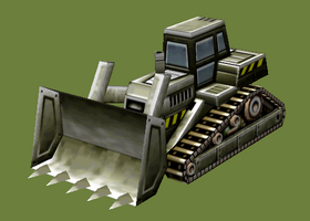 Civilian Bulldozer Variant 1