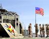 American Barracks Icon