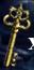 Lunar Chest Gold Key