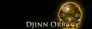 Djinn Orb Page Banner